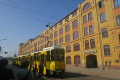 Berlin (Spreehfe) (Jean (tarkastad)) Tags: tarkastad berlin allemagne germany deutschland strasenbahn streetcar tram tramway lrt lightrail