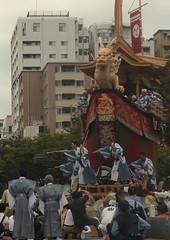 Kyoto Gion Festival (Hoko Float) (seiji2012) Tags: kyoto gionfestival floral parade