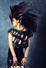 Mike Nemst for Missoni (rachelzader) Tags: model rachelzader fashion high missoni couture fashionweek sf hairflip brunettes models modeling editorial