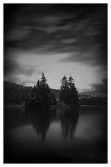 the isle (Martino Hemmi) Tags: rot black white long exposure wather mountans switzerland isle landscape seescape fine art
