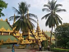 Shwedagon Pagoda, Yangon (1) (Sasha India) Tags: myanmar yangon temple journey buddhism