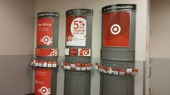 Community Action Displays (Retail Retell) Tags: horn lake ms target retail desoto county 90s wavy neon t1169 p97 dcor store