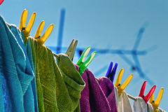 United colors of clothespins (Matja Skrinar) Tags: 100v10f 1025fav