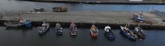 16-08-11 18-19-25 Arklow boats (Stephen at i-Home/i-Fish (www.i-fish.ie)) Tags: drone dji phantom3 arklow