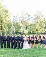 What a good looking bridal party! If you missed it, Brea + Atik's wedding is on the blog! #naweddings (Nicole Amanda Photography) Tags: instagram wedding photographer ottawa weddingphotographer photography blog engaged square what good looking bridal party if you missed it brea atiks is naweddings