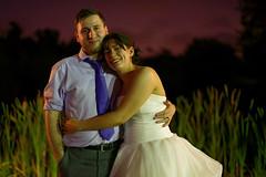 Low light portrait (Veijo Sinerva) Tags: couple tripod zeiss otus1455 light low wedding married just portrait