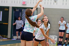 IMG_7477 (SJH Foto) Tags: girls volleyball high school scrimmage northstar boswell pa pennsylvania action shot