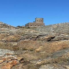 Carlsten Fortress (hansn (2.5+ Million Views)) Tags: bildstrom fortress fstning carlsten karlsten carlstens karlstens rocks klippor marstrand bohusln sweden sverige squarish square