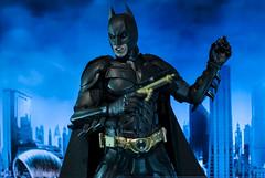 Hot Toys Batman (mickeyrdj) Tags: actionfigure dc bruce actionfigures batman dccomics darkknight brucewayne thedarkknight hottoys dcuniverse acba hottoysbatman thedarkknightrises