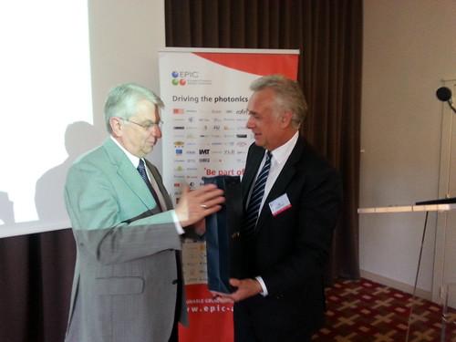 EPIC AGM 2015 Board Appreciation