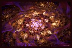 Vortex of Catacombs, Fractal Art by Dan Seitzinger - 4-27-15 (d.m.s. studios) Tags: art dan by artwork manipulation fractal seitzinger