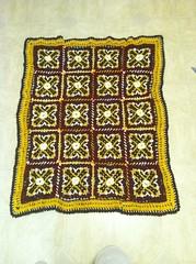 Barb Haselhorst (The Crochet Crowd®) Tags: crochet mikey cal divadan crochetalong yarnspirations cathycunningham thecrochetcrowd michaelsellick danielzondervan freeafghanpattern mysteryafghancrochetalong freeafghanvideo caronsimplysoftyarn