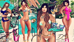 Don't ever change ya flavor cause I love the taste... (Ms. Vivacious) Tags: babydoll exile bougie zaara lazuri bensbeauty topicofdiscussion beachbumaffair twistedglam phatfashionfair