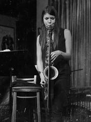 Melissa Aldana (Fredrick March (Tog)) Tags: music jazz saxophone melissaaldana