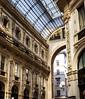 Galleria Vittorio Emanuele II (Martina Strologo) Tags: city morning milan expo milano ii fujifilm galleria emanuele vittorio