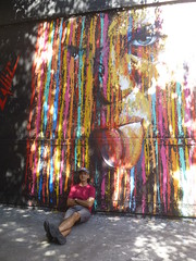 Carlos Callizo au M.U.R. XI (9 juillet 2016) (Archi & Philou) Tags: streetart workinprogress wip oberkampf paris11 callizo travailencours murxi