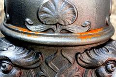 hydrant (overthemoon) Tags: macro metal hydrant schweiz switzerland rust suisse lausanne textures svizzera vaud romandie flickrphotowalk