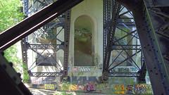 027crpshsataconfwlaconstr (citatus) Tags: morning bridge summer toronto canada st graffiti pentax tags east ii underside avenue clair k3 2016