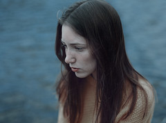 Rebecca (Normen Gadiel) Tags: contax 645 analog portrait