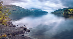 Loch Lomond... (moraypix) Tags: red lochlomond lightroom pastelcolour splittoning peacefulwaters bonniebonniebanks moraypixphotography nikond750 nikon2485lens jimmacbeath