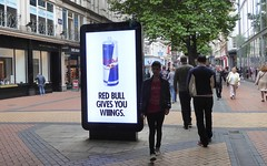 Site Audits 2016 Image 187 (OUTofHOME.net) Tags: ooh dooh uk billboards posters july2016 redbull givesyouwings