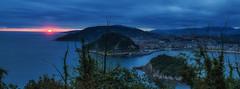 San Sebastian landscape (jsvamm) Tags: ifttt 500px san sebastian spain sunrise sun clouds hills view green dawn