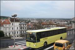 Mercedes-Benz Intouro - Citram Charente (Transdev) / Charente n°0924 (Semvatac) Tags: semvatac photo bus tramway métro transportencommun mercedesbenz intouro ab592jl citramcharente transdev charente 18 avenueduprésidentwilson angoulême