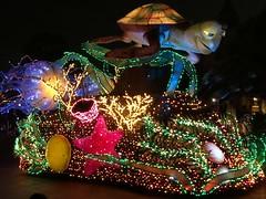 Dream Lights parade (coconut wireless) Tags: japan night tokyo asia disney amusementpark crush themepark findingnemo fantasyland tokyodisneyland 2016 tdr electricalparade dreamlightsparade tdlr asia2016