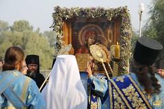14. Meeting of the Svyatogorsk Icon of the Mother of God / Встреча Святогорской иконы в Лавре