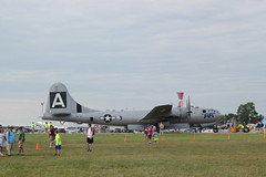Fifi B-29 (Ray Cunningham) Tags: eaa eaa2016 experimental aircraft association oshkosh wisconsin airventure united states airshow flyin flying b29 fifi