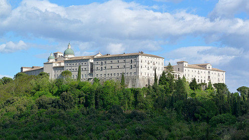 Monte Cassino - the abbey