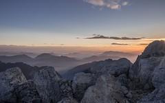 _DSF0179-HDR (-BiriS-) Tags: sky mountains alps clouds sunrise nuvole fuji alba cielo fujifilm alpi montagna sella friuli bivacco nevea montasio xe2 vuerich giulue