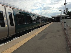 BRAND NEW GWR Class 387/1 387131 at Purley (Zubin407) Tags: class 131 387 gwr purley 387131