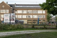 Leiden (dangpollard) Tags: fotokunst haagweg leiden manalteredlandscape netherlands newtopographics