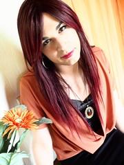 2016.06-52 (SamyOliver) Tags: samanthaoliver samantha samyoliver samycd samy married redhead heels genderfluid highheels oliver crossdress crossdresser transvestite transformista tranny brazil