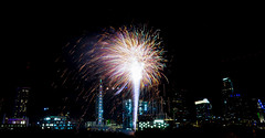 FourthOfJuly_068 (allen ramlow) Tags: city sky skyline night austin colorful long exposure day texas fireworks sony 4th july celebration independence a6000 sel1670