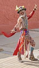 Joyful Soul (Neutron Ron) Tags: street arizona st nikon allen tombstone az soul joyful flamboyant d7000