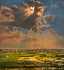 Monsoon Sun-rays (Subir Thapa) Tags: nepal nepali travel canon asia summer monsoon explore