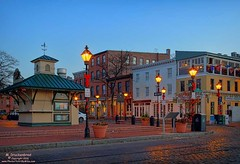 Broadway Square, the heart of Fells Point, Baltimore MD (PhotosToArtByMike) Tags: fellspoint baltimore maryland md broadwaysquare southbroadwaystreet fellspointnationalhistoricdistrict historicwaterfront waterfrontcommunity storefronts 18thand19thcenturyhomes baltimoreharbor maritime