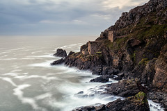 Botallack Mines (David Ball Landscape Photography) Tags: coast cornwall botallack canon clouds cloudy coastal sky sea seascape landscape leefilters longexposure light landscapes photography outdoors travel adventure nature davidballlandscapephotography uk england