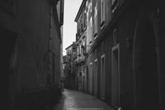 - (Immacolata Melillo Photography) Tags: street alley santagata de goti italy italia black white bw monochrome city benevento