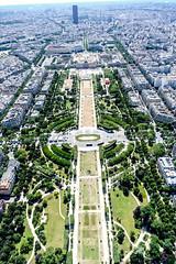 Eiffel Tower, Champ de Mars, Paris (wiandt.gabor) Tags: eiffeltower champdemars paris france