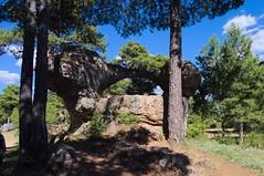 El Puente Romano (TrustyOldGear) Tags: cuenca ciudadencantada naturaleza rocas erosin formacionesrocosas puente