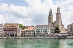 Summertime - Zurich - Switzerland (Nonac_eos) Tags: grossmster summer zurich holyday ef1635f28lii summertime manualexposureblending city luminositymask exposureblending canon6d noon nonaceos chilling chillout
