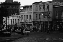 DSC07886 (Matingui) Tags: trafico valparaso blancoynegro ciudad