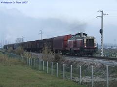 Serfer K132 tradotta coils (Di Trani Roberto) Tags: serfer k132 ex db 211 363 tradotta coils ravenna cargo v100 esslingen