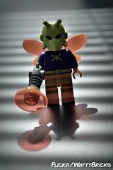 Killer Moth (WattyBricks) Tags: lego dc comics superheroes killer moth drury walker gotham batman