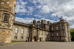 UK - Scotland - Edinburgh - Palace of Holyroodhouse (Marcial Bernabeu) Tags: marcial bernabeu bernabu uk united kingdom unitedkingdom greatbritain reino unido reinounido granbretaa scotland escocia edimburgo edinburgh palacio palace real royal holyrood holyroodhouse