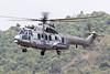 Eurocopter EC-725AP M55-08 (urkyurky) Tags: lima aviation airshow helicopter malaysia cougar eurocopter rmaf lamgkawi tudm ec725 royalmalaysianairforce lima2015