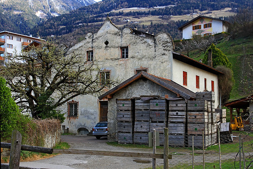 House in South Tyrol